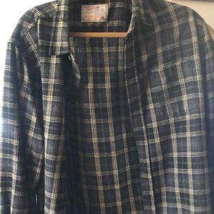 XL Plaid shirt